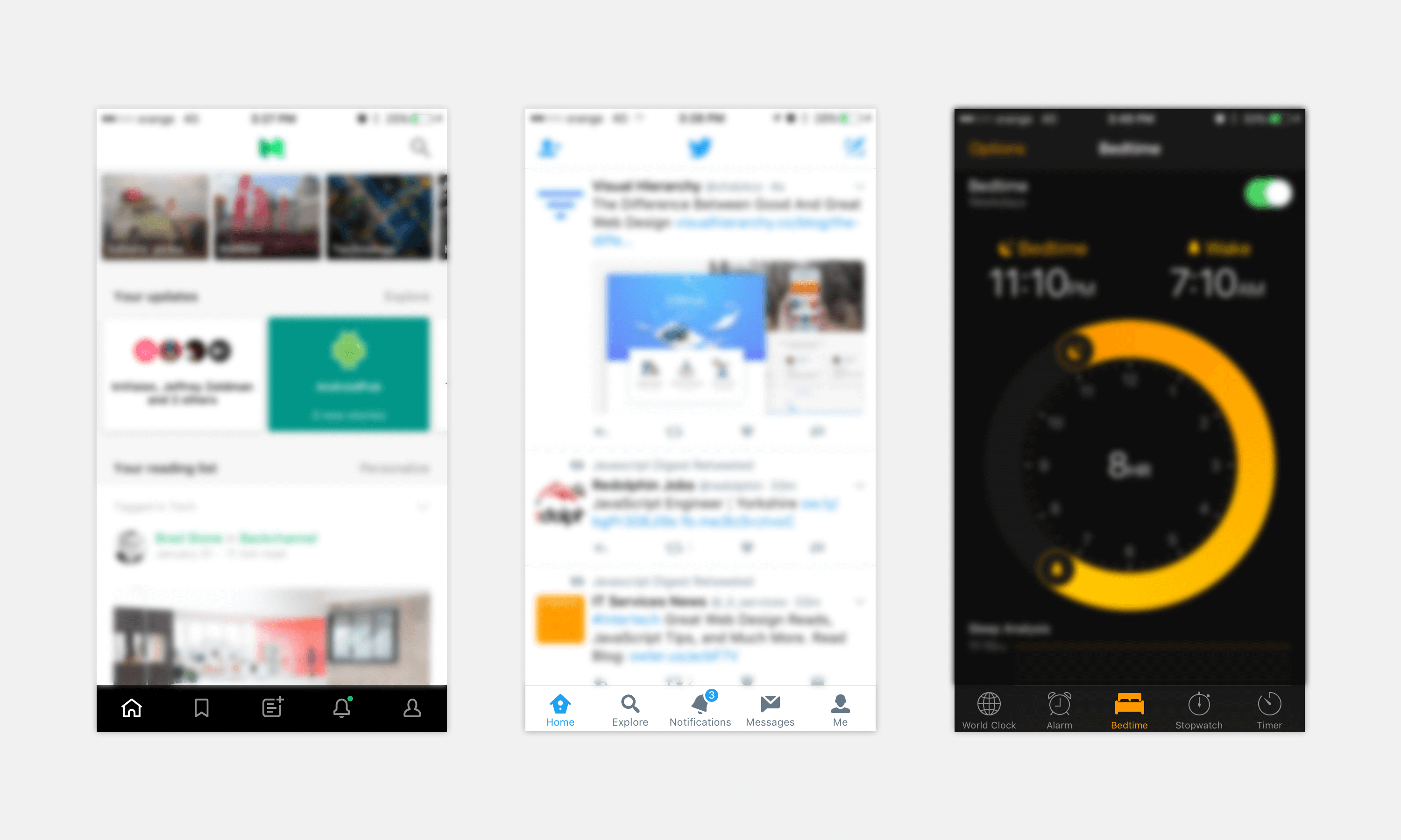 Great Alternatives To Hamburger Menus Mobiscroll Blog Design Ui And Ux For Successful Products