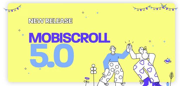 mobiscroll-5.0